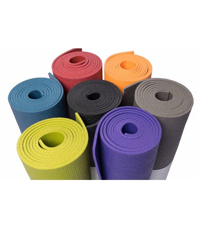Lotus Yogamat studio zwart - Lotus