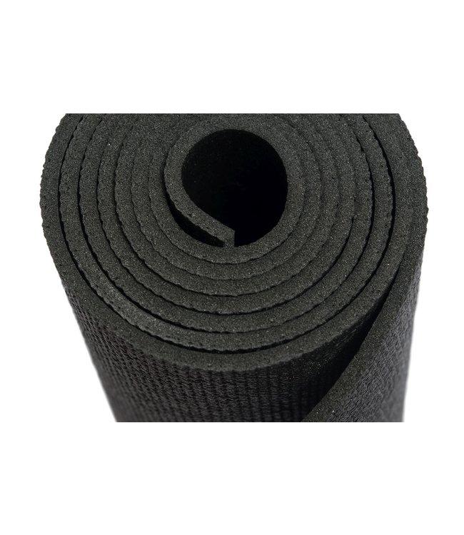 Lotus Yogamat studio zwart extra lang - Lotus