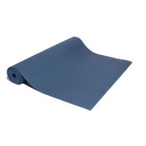 Lotus Yogamat studio blauw extra lang en breed - Lotus
