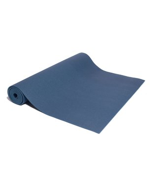 Lotus Yogamat studio blauw extra lang en breed - Lotus