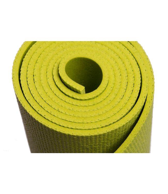 Lotus Yogamat studio groen extra lang en breed - Lotus