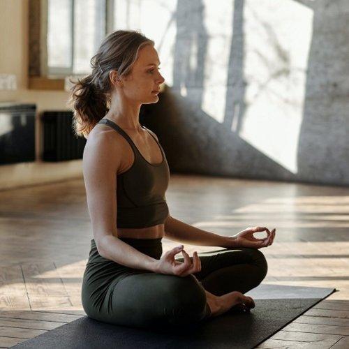 Hoge bloeddruk en yoga