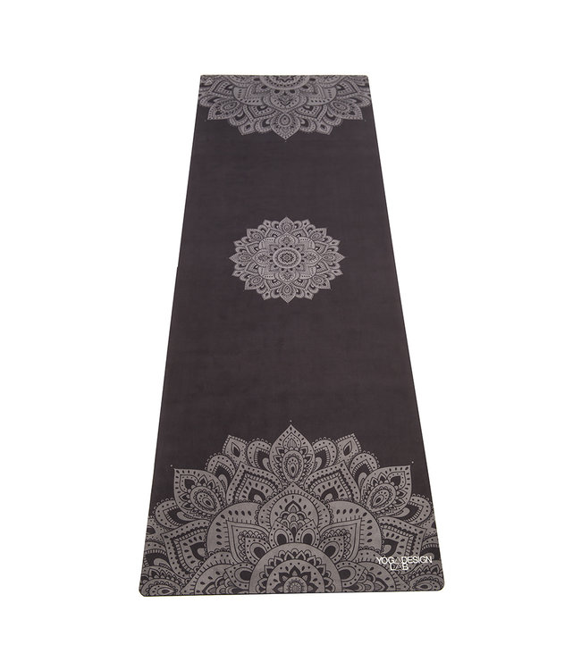 Yoga Design Lab Combo yogamat studio mandala black - Yoga Design Lab