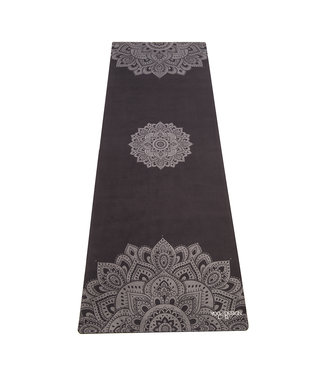 Yoga Design Lab Combo yogamat commuter mandala black - Yoga Design Lab