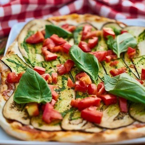 Boekweit pizza