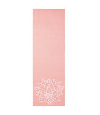 Lotus Eco yogamat sticky extra dik lotus koraalroze - Lotus