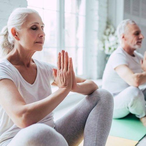Parkinson en yoga