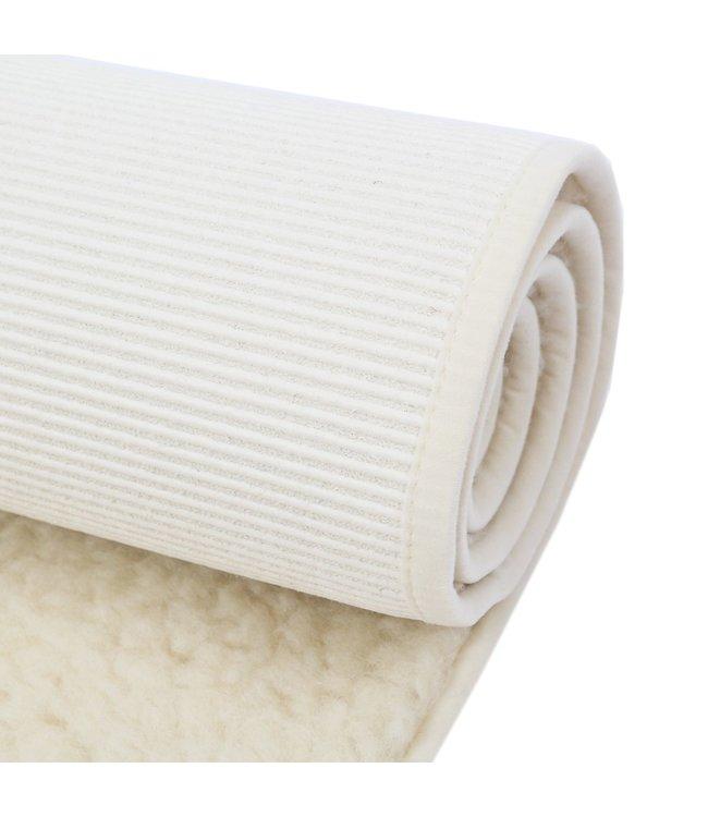 Lotus Yogamat merino wol extra lang & breed - Lotus