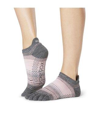 Toesox Yoga sokken extra grip echo