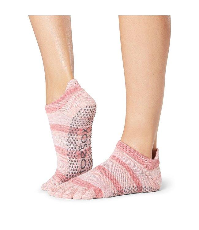 Toesox Yoga sokken extra grip fireside