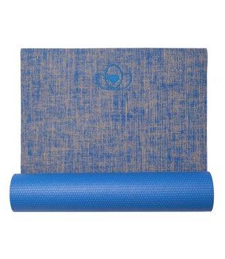 Lotus Yogamat jute sapphire – Lotus
