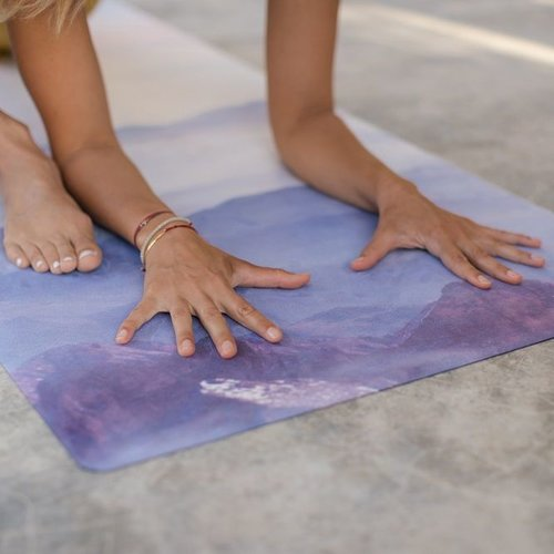 Yogamat natuurrubber