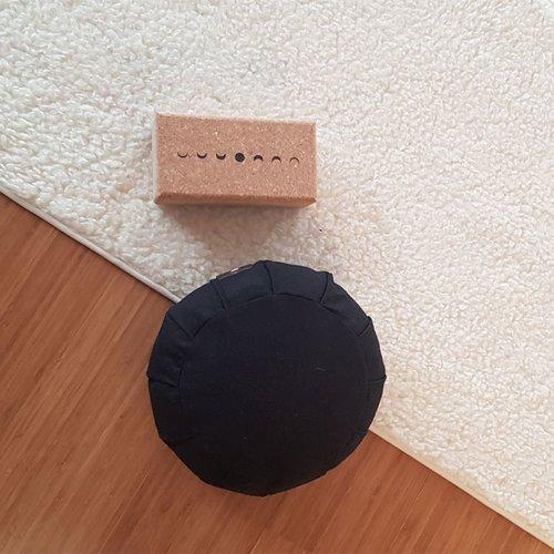 Yogamat wol