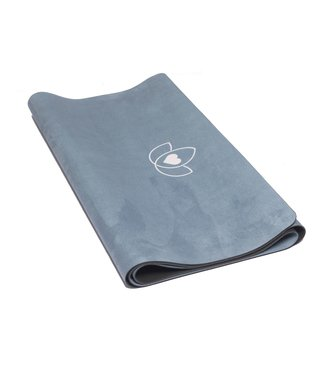 Lotus Yogamat travel opvouwbaar antracietblauw – Lotus