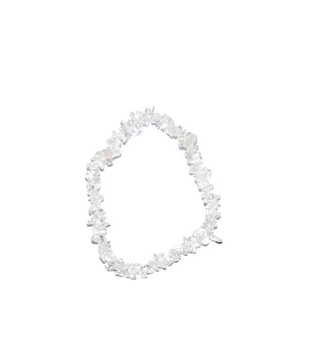 Pure Bergkristal split armband - Pure
