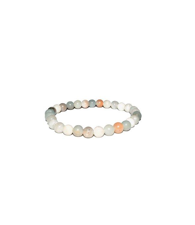 Pure Amazoniet armband - Pure