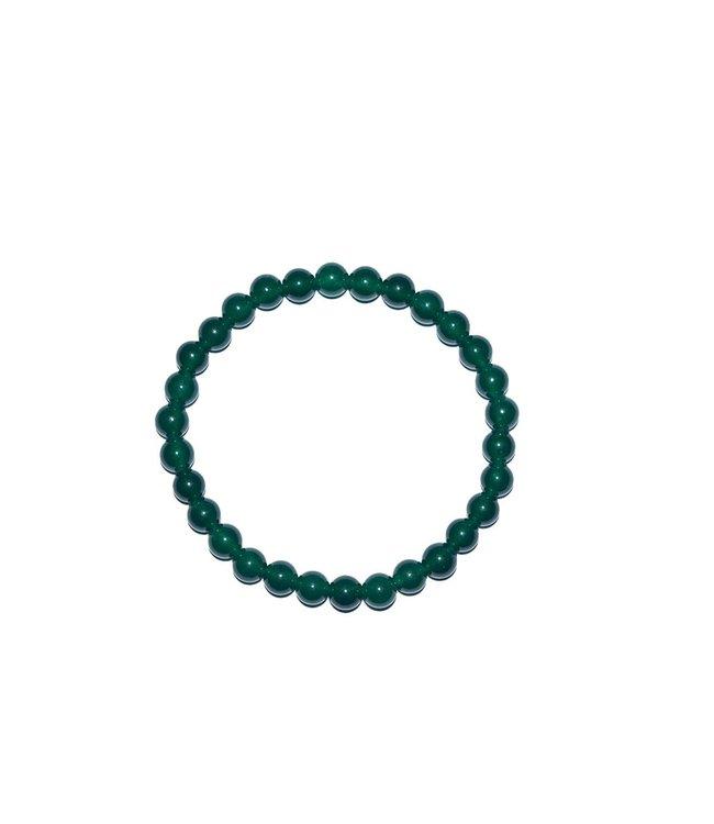 Pure Groene jade armband - Pure