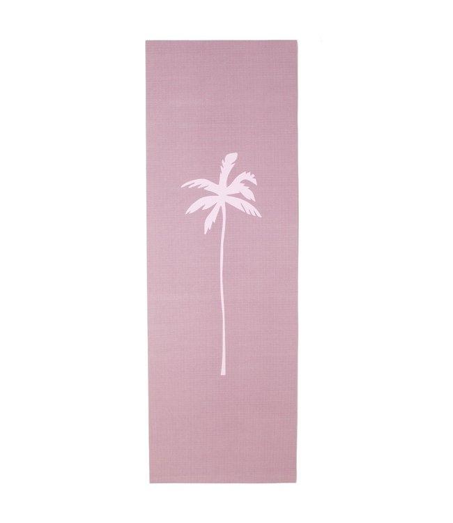 Lotus Yogamat sticky extra dik beach lavendelpaars - Lotus