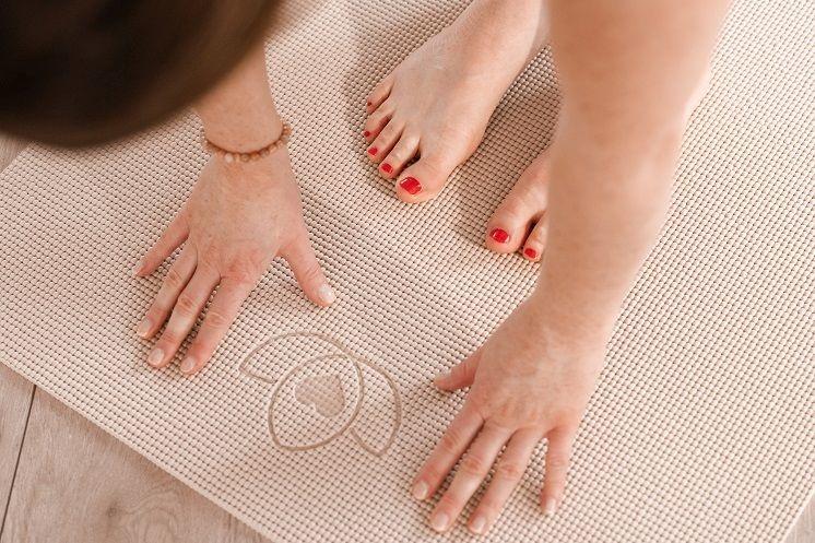 Hoe dik moet een yogamat zijn?