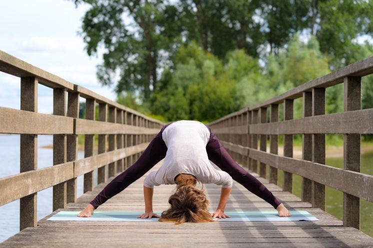 Wereld Yoga Dag 2021: Veronique