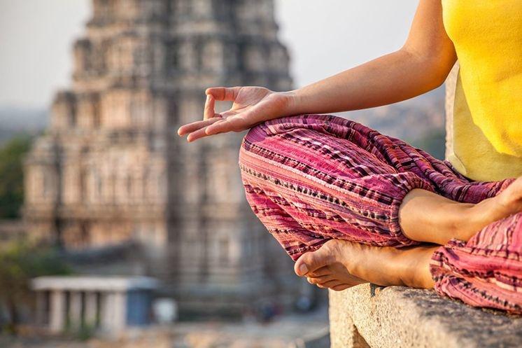 India – dé bestemming voor een yogareis