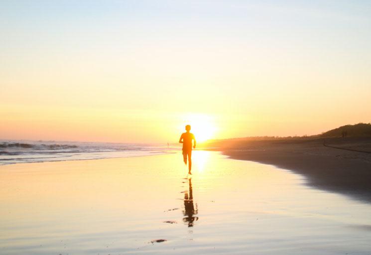 De spirituele betekenis van (hard)lopen