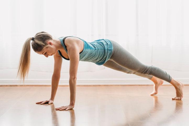 Word je van yoga sterk?