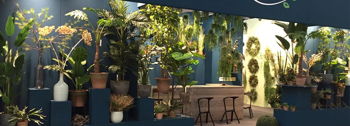 Kunstpflanzen – ein integraler Teil vieler Heime und Ausstellungsstätten