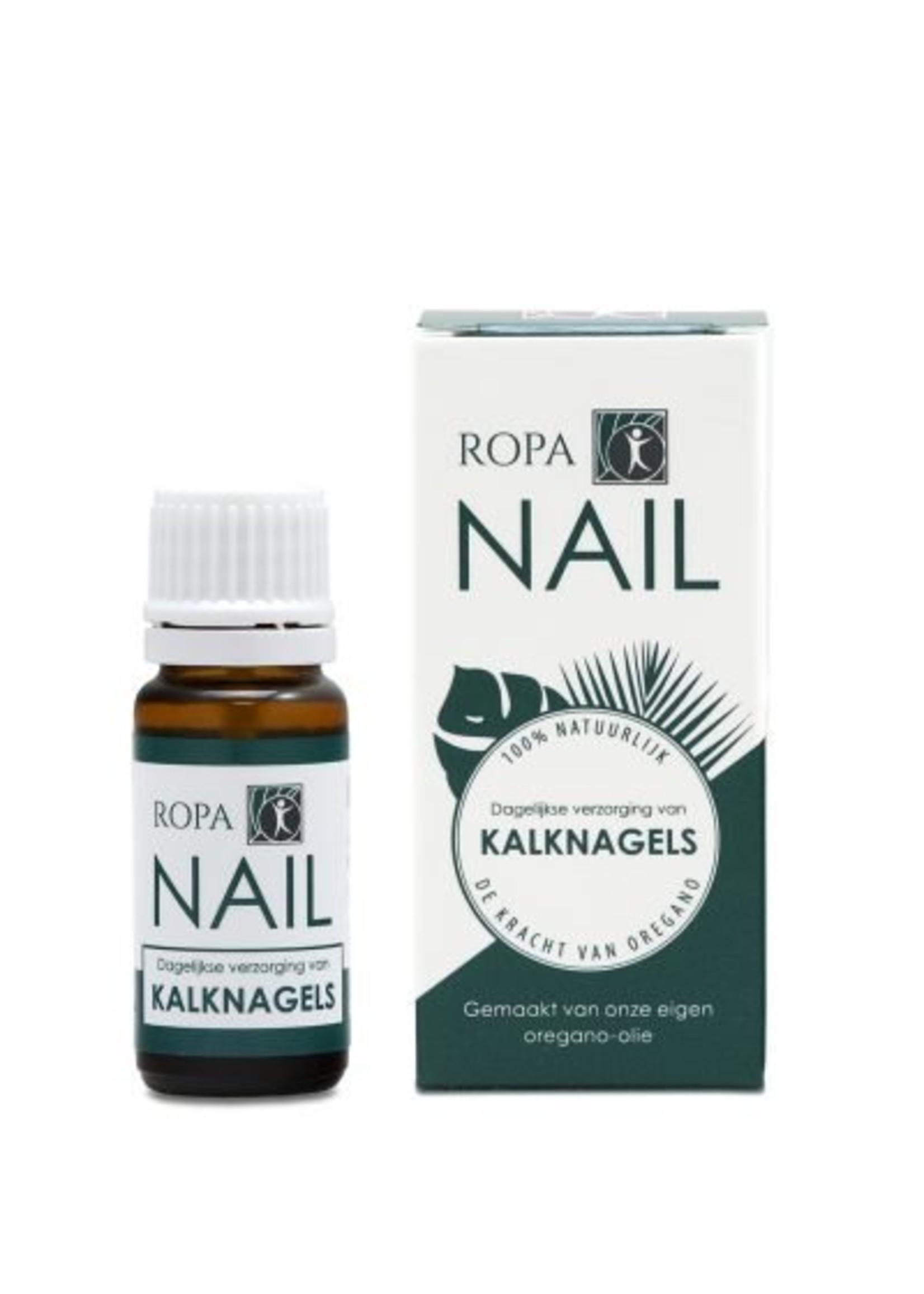 RopaNAIL - 100 % natuurlijke kalknagel olie voor de dagelijkse verzorging - 10 ml