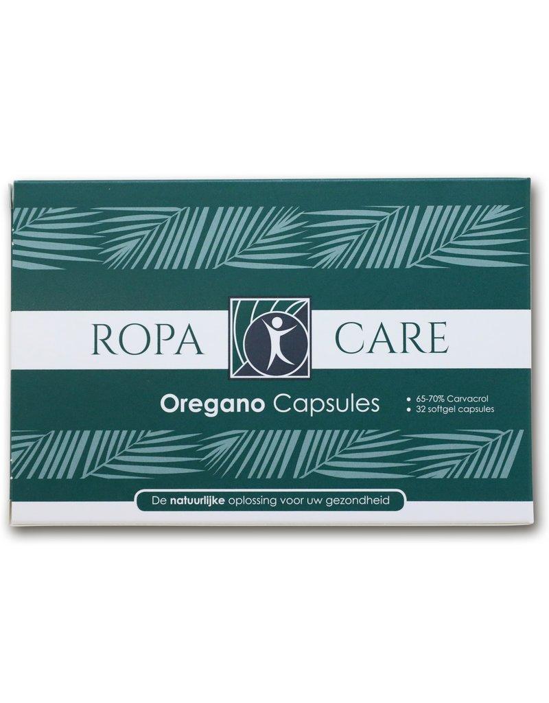 Oregano capsules