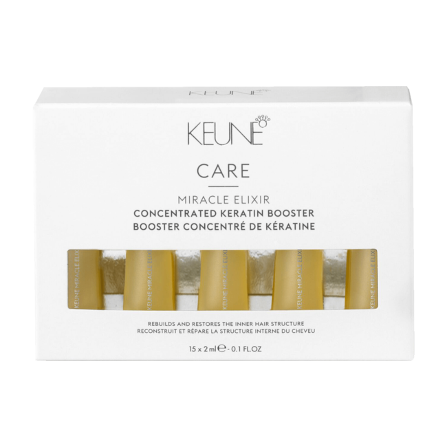 KEUNE | Care Miracle Elixir Concentrated Keratin Booster