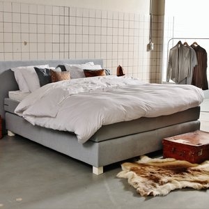 Sleepfast Boxspring de Luxe vlak aanbieding