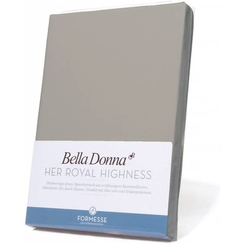 Formesse Bella Donna hoeslaken Jersey grijs
