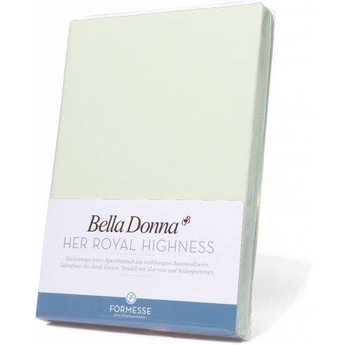 Formesse Bella Donna hoeslaken Jersey pastelgroen