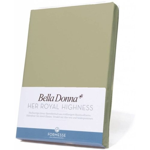 Formesse Bella Donna hoeslaken Jersey pistache