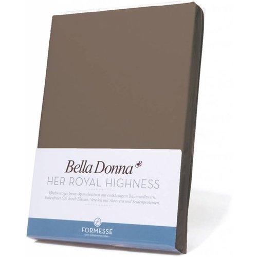 Formesse Bella Donna hoeslaken Jersey truffel