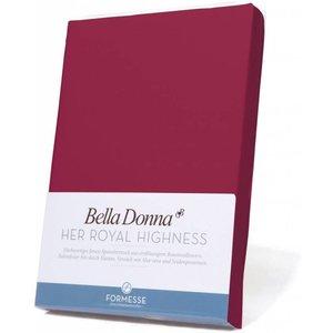 Formesse Bella Donna hoeslaken Jersey bordeaux
