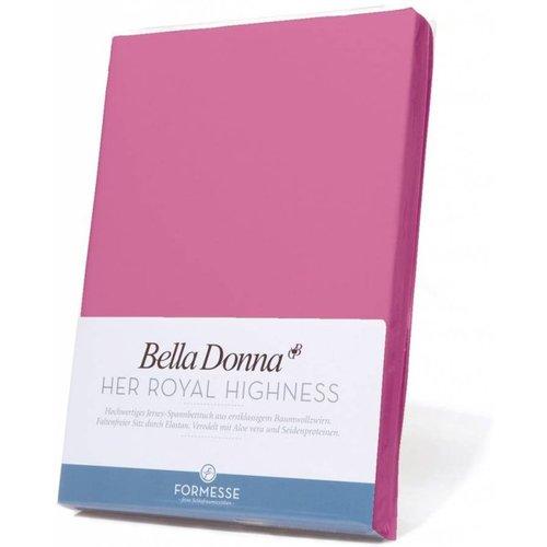 Formesse Bella Donna hoeslaken Jersey flamingo