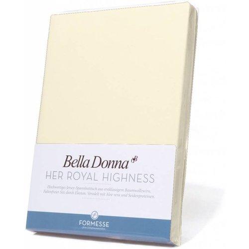 Formesse Bella Donna hoeslaken Jersey poeder