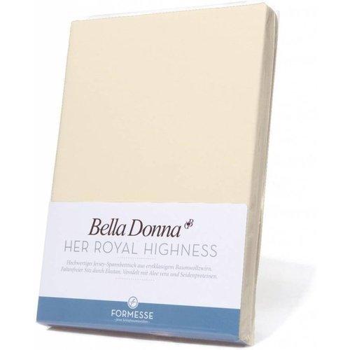 Formesse Bella Donna hoeslaken Jersey natuur