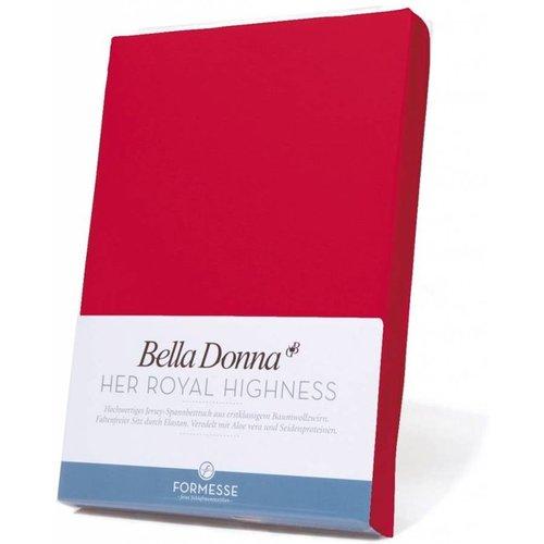 Formesse Bella Donna hoeslaken Jersey rood