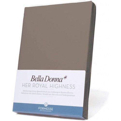 Formesse Bella Donna hoeslaken Jersey platina
