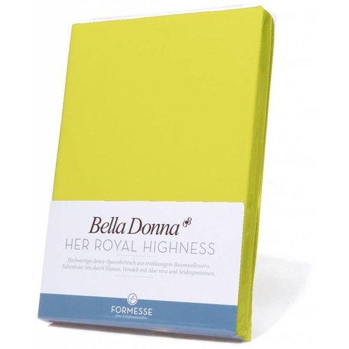 Formesse Bella Donna hoeslaken Jersey kiwi