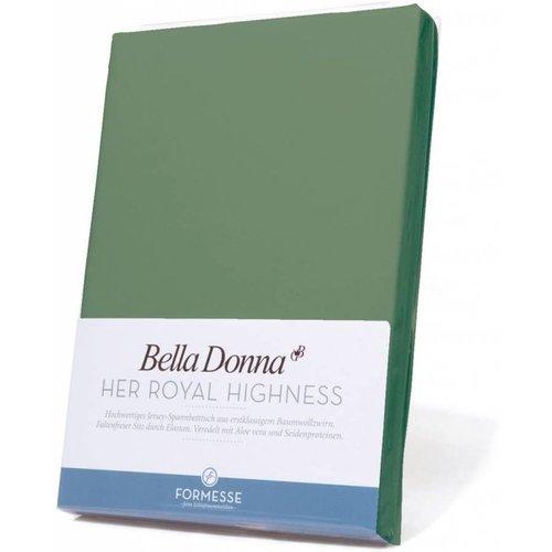Formesse Bella Donna hoeslaken Jersey olijf