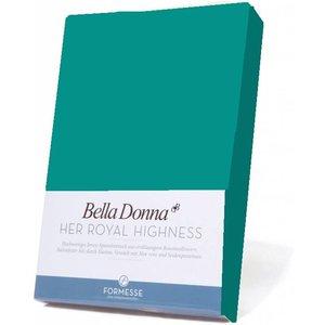 Formesse Bella Donna hoeslaken Jersey aquamarijn