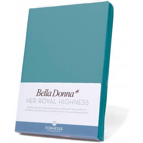 Formesse Bella Donna hoeslaken Jersey arctisch blauw