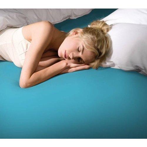 Formesse Bella Donna hoeslaken Jersey turquoise