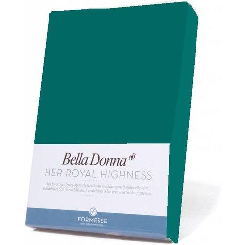Formesse Bella Donna hoeslaken Jersey petrol