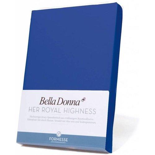 Formesse Bella Donna hoeslaken Jersey royal blauw