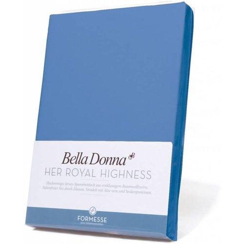 Formesse Bella Donna hoeslaken Jersey azuur